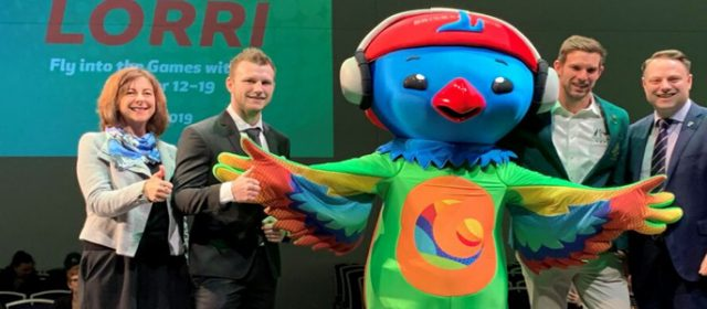 Lori the lorikeet is INAS Global Games 2019 mascot – News